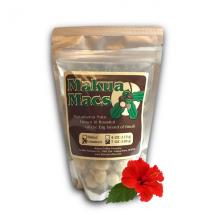 Makua Macs Roasted Unsalted Macadamia Nuts Hawaii 7 oz Bag